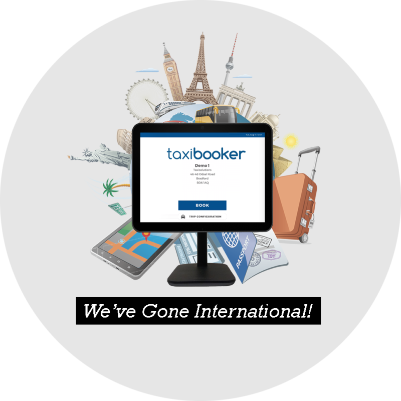 Taxi solutions - Taxi Booker - International - Multilingual